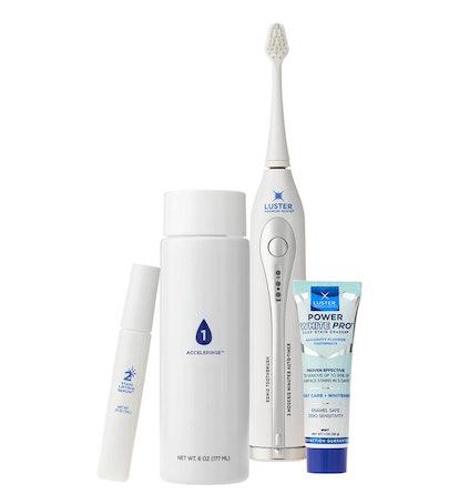 Luster Premium White Pro Sonic Dental Whitening System