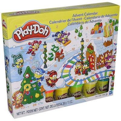 Play-Doh Christmas Advent Calendar