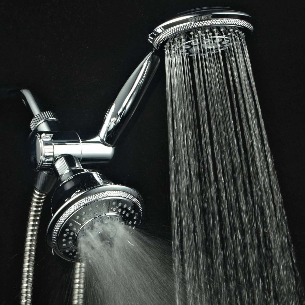 Hydroluxe Two-In-One Showerhead