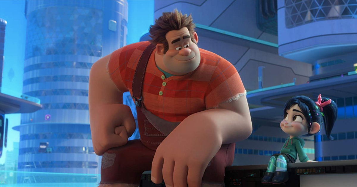 Ralph Is Technically A Disney Princess After Ralph Breaks The Internet According To The Movie S Screenwriter