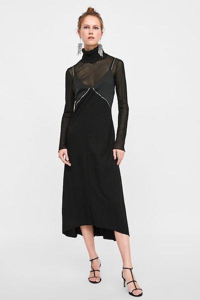 Lingerie-Style Dress