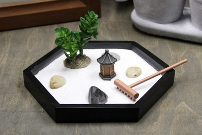 Natures Mark Mini Meditation Zen Garden