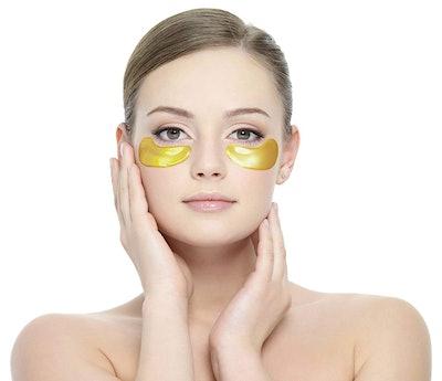 LA PURE Gold Eye Treatment Mask (15 Pack)
