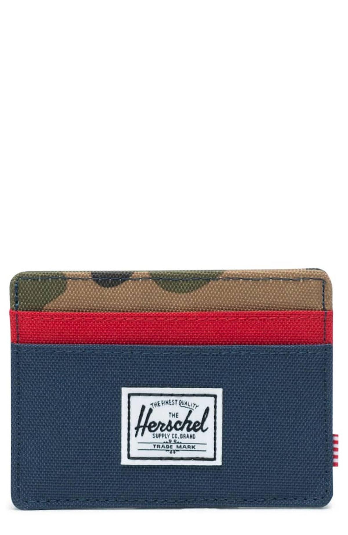 Herschel Supply Co. Card Case