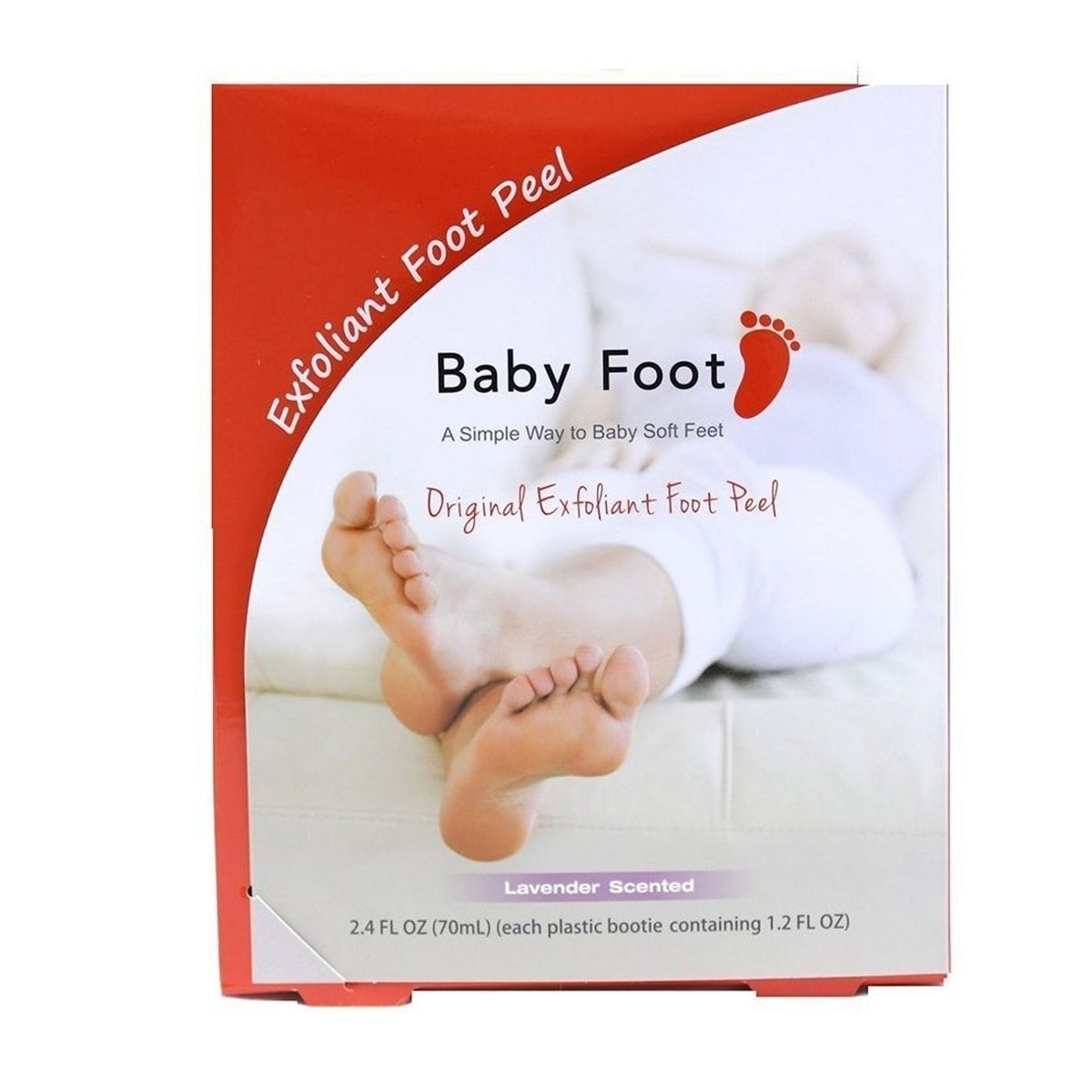 Baby Foot Exfoliant