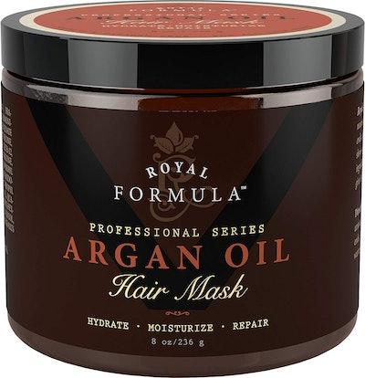 Nature's Potent Argan Oil Hair Mask