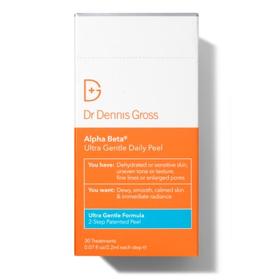 Dr Dennis Gross Alpha Beta Ultra Gentle Daily Peel