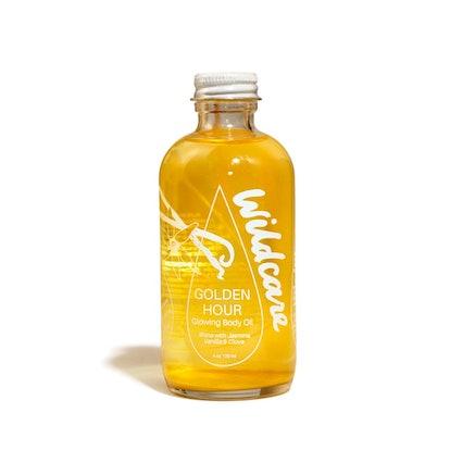 Golden Hour Glowing Body Oil