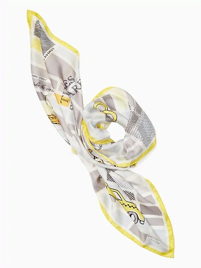 taxi square scarf