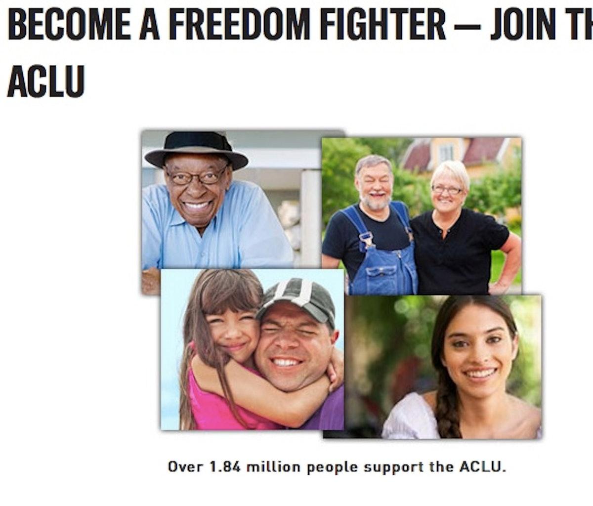 ACLU Membership