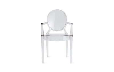 Louis Ghost Chair, Designed by Philippe Starck for Kartell