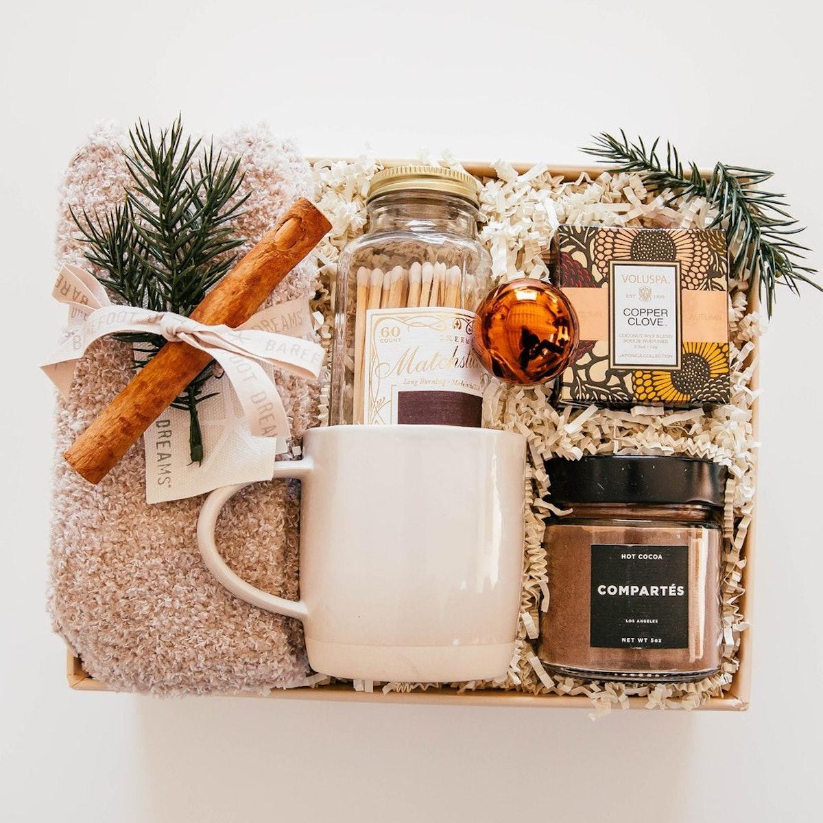 BoxFox Fireside Gift Box
