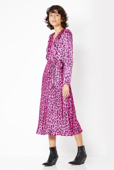 Meryl Dress Margo Cheetah
