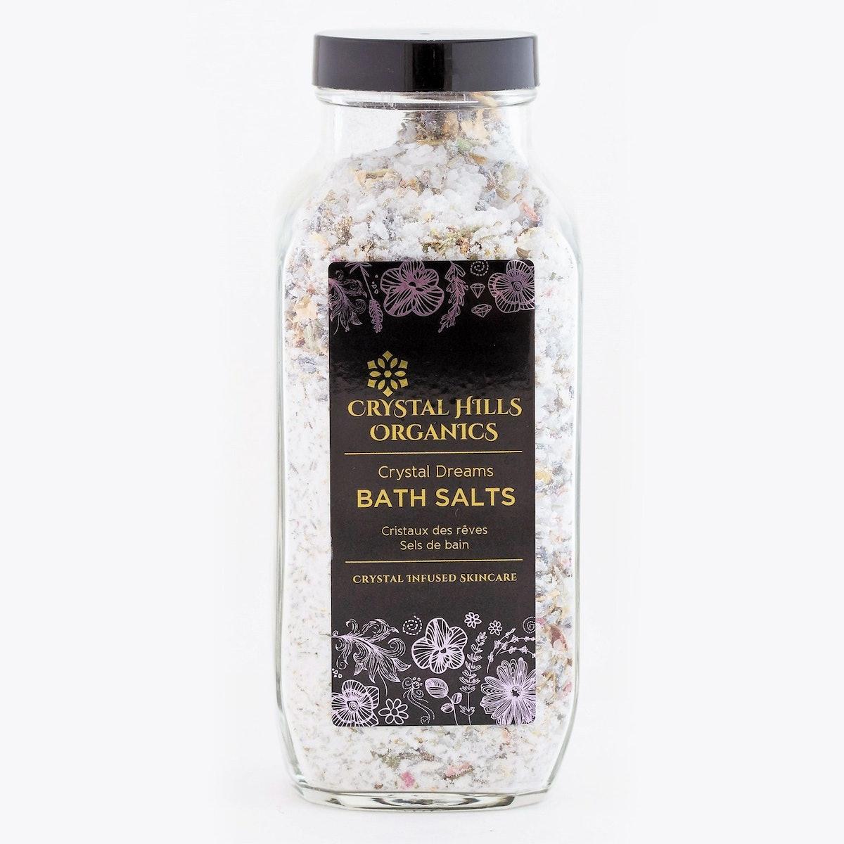 Crystal Hills Organics Crystal Dreams Bath Salts