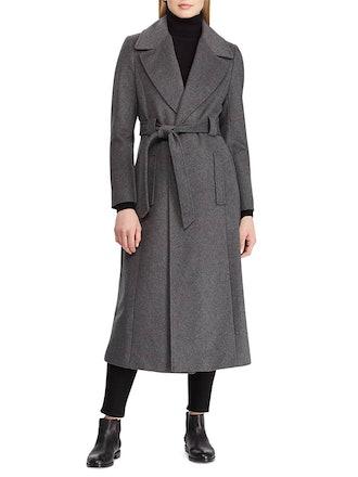 Wrap Overcoat