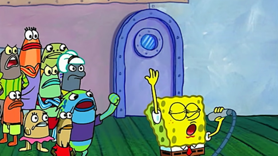 The Music Of 'SpongeBob SquarePants' Helped Me Make Friends