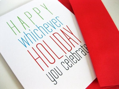'Whichever' Card