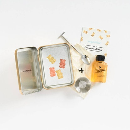 Carry On Champagne Cocktail Kit