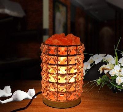 COOWOO Decolighting Himalayan Salt Lamp