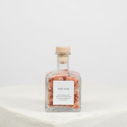 Moroccan Rose + Palo Santo Bath Soak