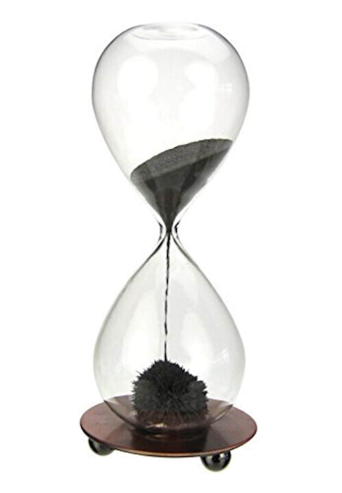 Zicome Hand-Blown Magnetic Hourglass