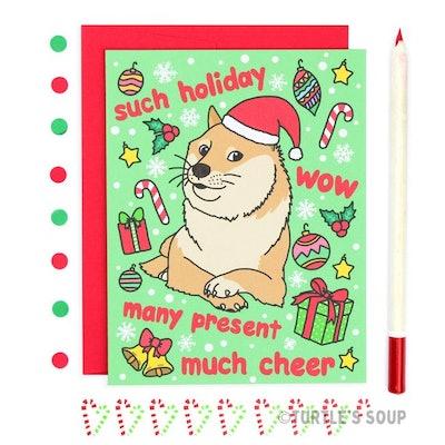 'Doge' Card