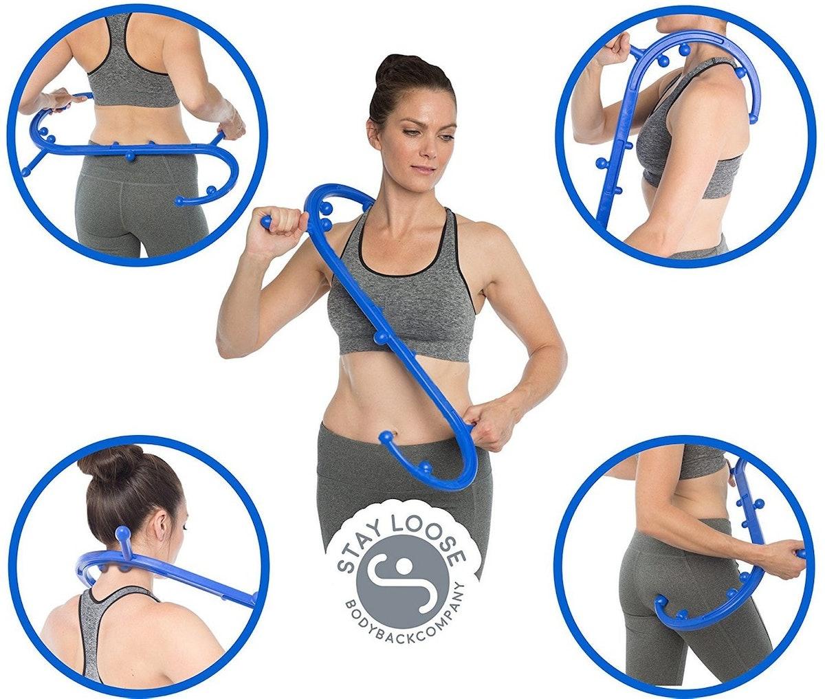 Body Back Buddy Massage Tool
