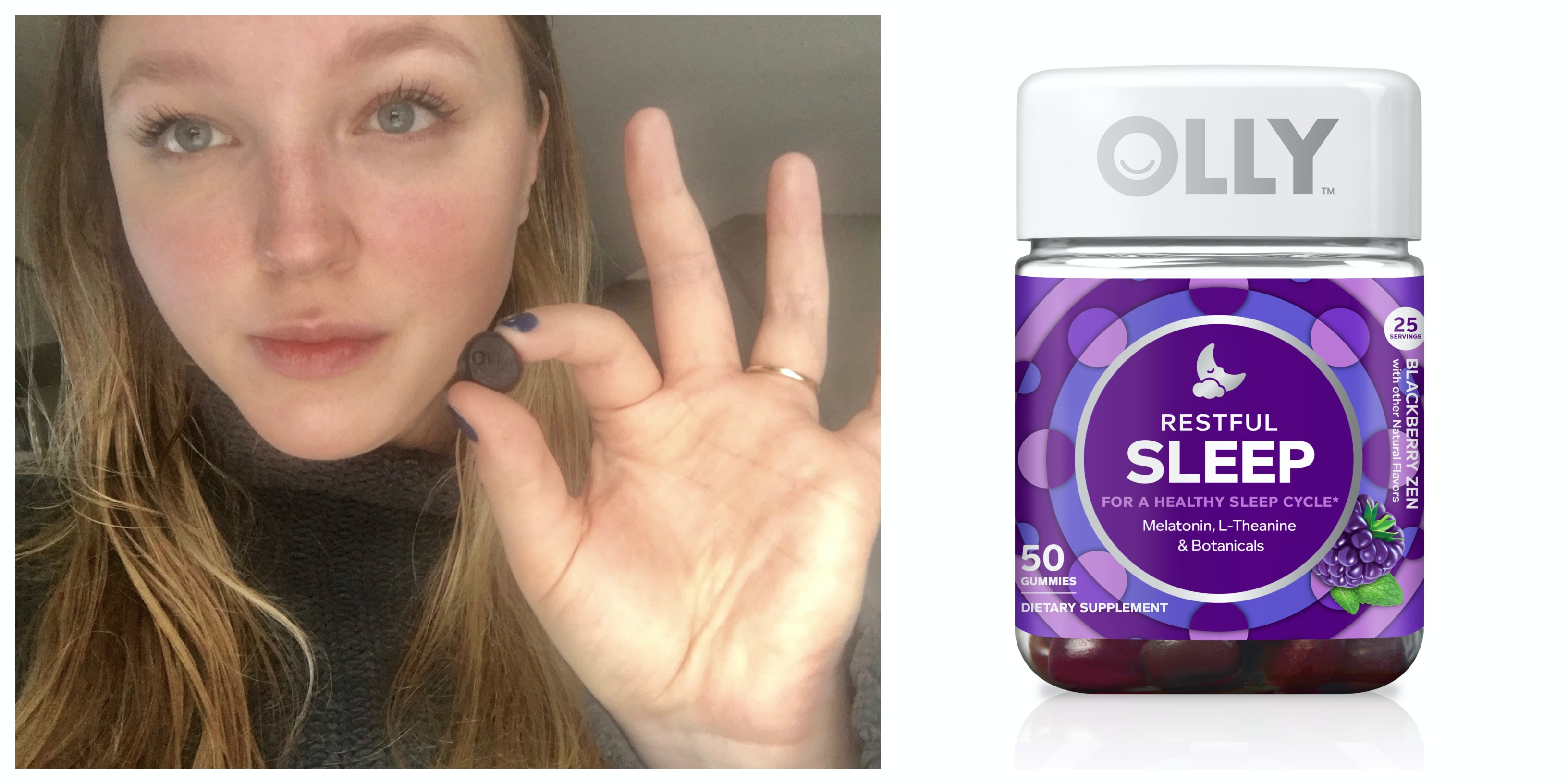Do Olly S Restful Sleep Gummies Work I Put Them To The Test