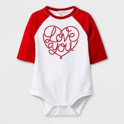 'Love You' Bodysuit