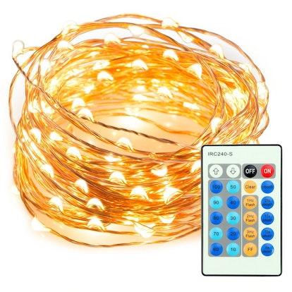 TaoTronics Remote Control String Lights