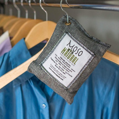 Moso Natural Charcoal Air Purifying Bag