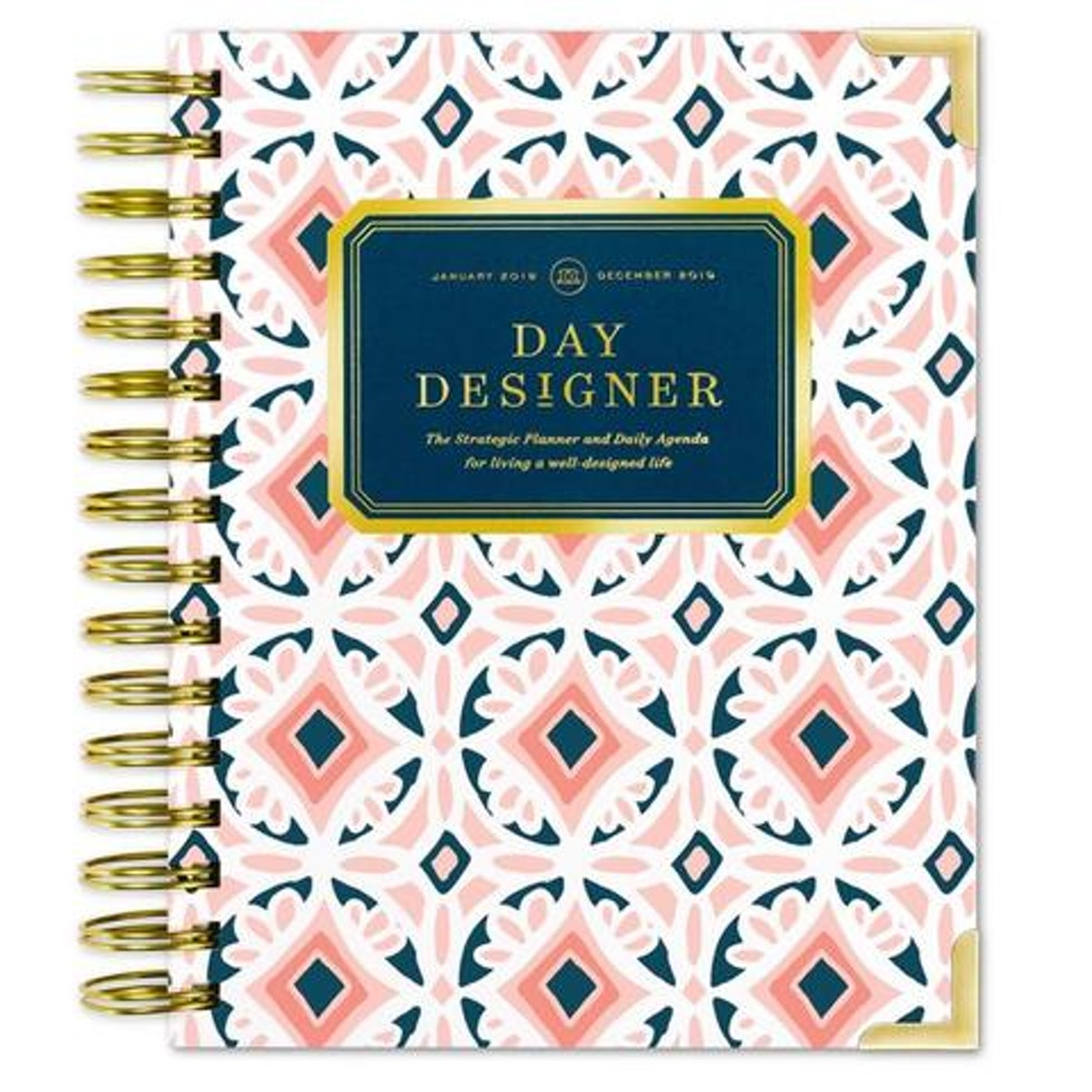 January 2019 Mini Daily Planner