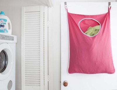 Urban Mom Laundry Nook Door Hamper