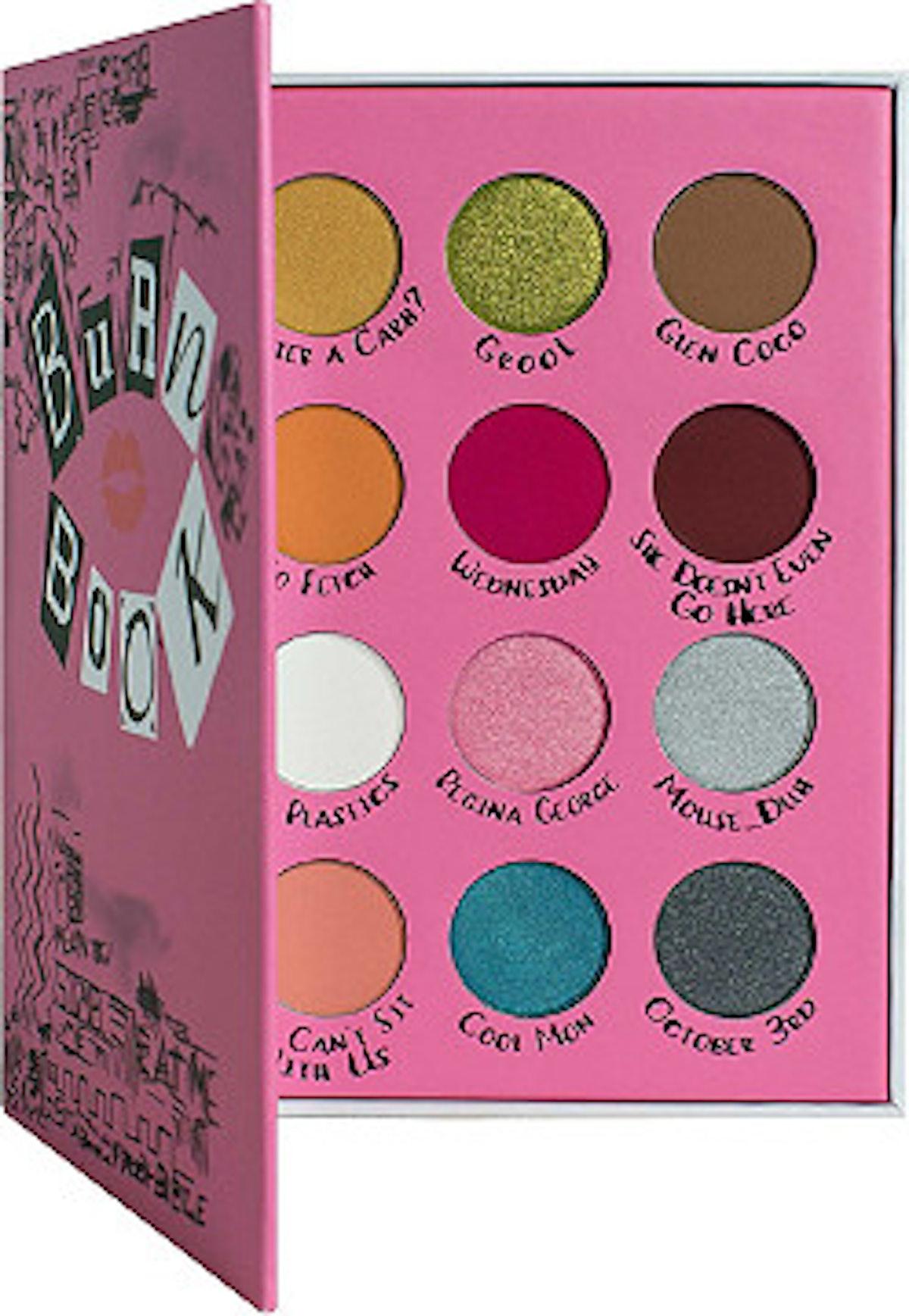 STORYBOOK COSMETICS Storybook Cosmetics x Mean Girls Burn Book Storybook Palette