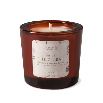 The C. Leaf Candle