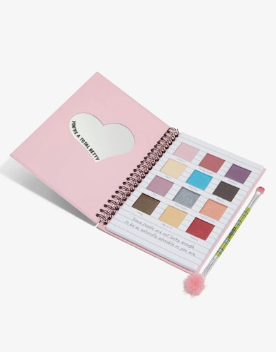 Clueless Totally Buggin' Eyeshadow Palette