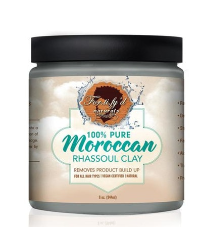 100% Pure Moroccan Rhassoul Clay
