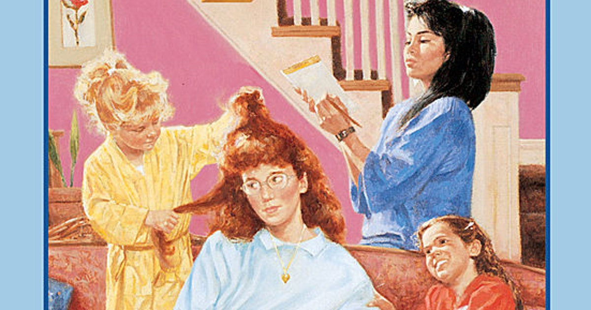 We All Hate Mallory Pike From 'The Baby-Sitters Club