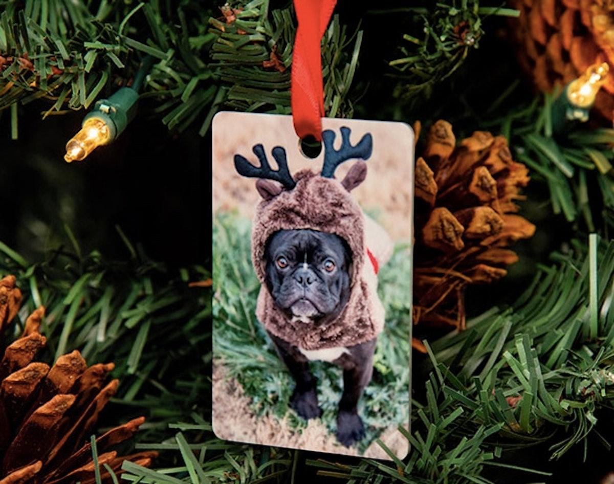 Custom Photo Ornaments