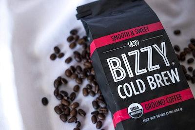 Bizzy Cold Brew Ground Coffee