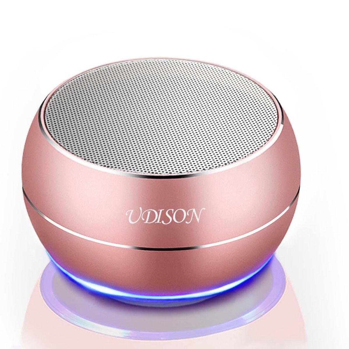 UDISON Mini Wireless Portable Bluetooth Speaker