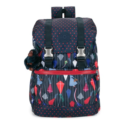Kipling x Mary Poppins Large Laptop Backpack