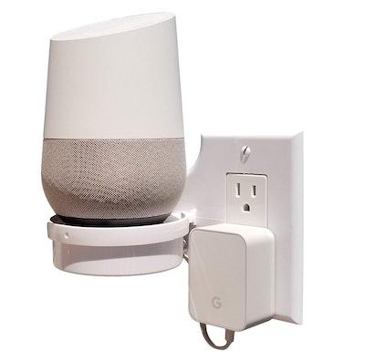 Mount Genie Smart Home Outlet Shelf