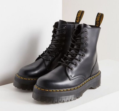 Jadon Platform 8-Eye Boot