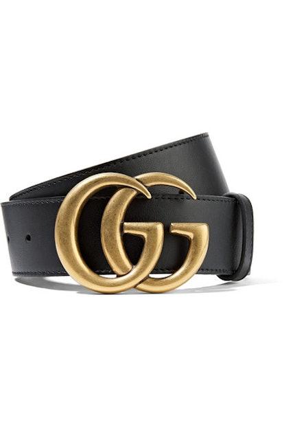 Logoed Belt