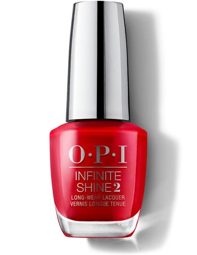 Infinite Shine in Big Apple Red