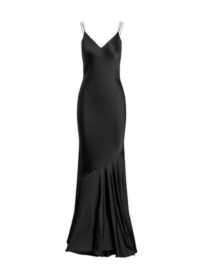 Kos Duchesse Crepe Gown