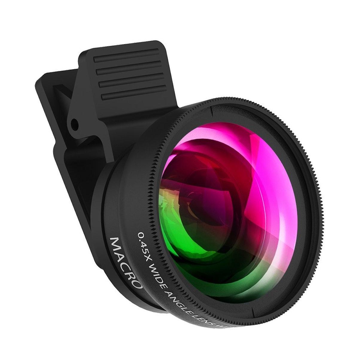 ZPTONE 2-in-1 Clip-on Lens Kit