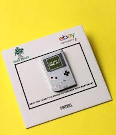Pintrill Game Boy Pin