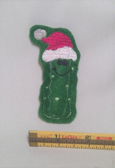 Pickle Cat Toy